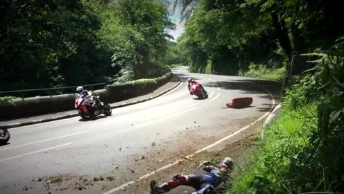 曼岛TT-最危险的摩托比赛