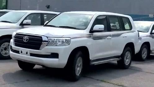 最减配的中东版丰田酷路泽4000,五座车型,有多少人喜欢它?