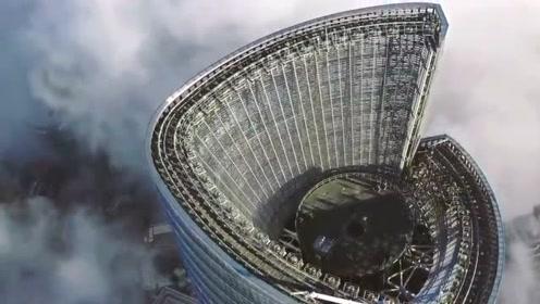 超高层建筑如何保证安全?上海中心大厦可抵御15级大风