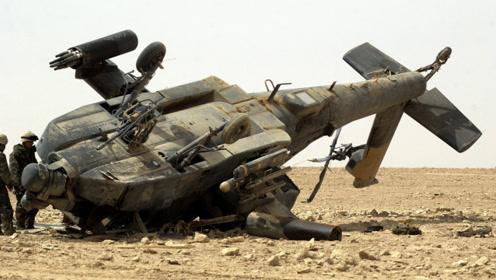 """俄反直升机地雷有多牛?击落美军直升机,自己""""听音""""辨别机型"""