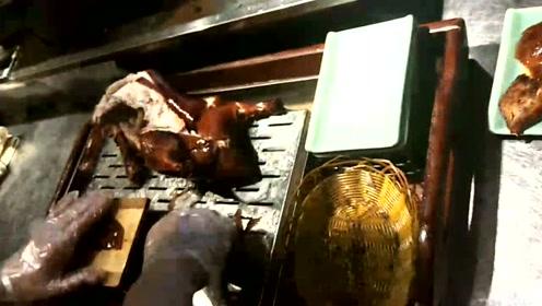 大佬都爱吃的北京烤鸭!