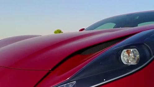 680万的新款法拉利812到货,这才是真正 超级快 的法拉利