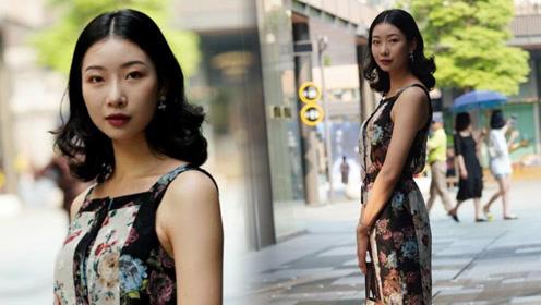 """怪不得那么多人喜欢中国风,""""皇后裤""""美得很惊艳走哪都是焦点"""