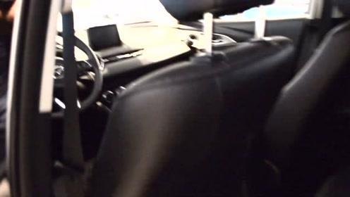 19款欧版马自达CX 3到店实拍,黑色颜值怎么样自己看!