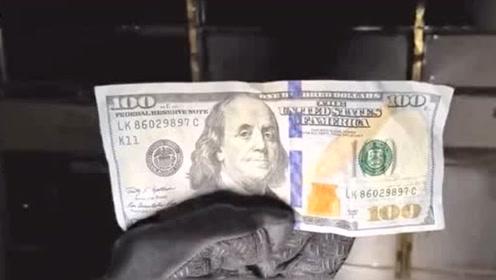 小伙探险废弃银行,视频拍下全过程,居然一夜暴富
