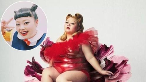 周迅也吐槽的女明星身材,其实早有人打破了渡边直美