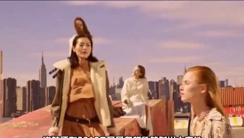 恭喜中国超模刘雯! 入选:25位定义2010S超模