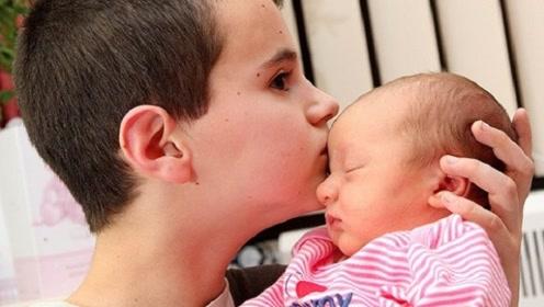 13岁男孩当爹,成全世界最年轻爸爸,得知孩子母亲年龄后更懵了