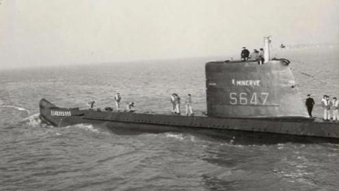 法国幽灵潜艇?失踪半世纪终找到:亲人失联的52个家庭等待已久