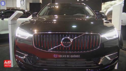 沃尔沃XC60亮相海外车展,你觉得这台车细节做的怎么样