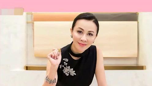刘嘉玲收藏皇冠被故宫展出 自曝不敢告诉老公价格