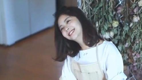 谭松韵的甜美,配兰西雅《又圆了的月亮》,真是可萌可酷!