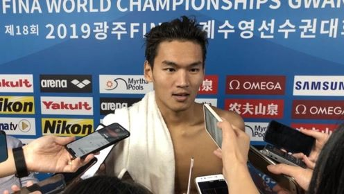游泳第三金!徐嘉余卫冕男子100米仰泳金牌