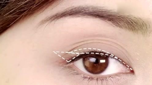 初学者怎样画眼线,时尚达人教你基础日常眼线教程
