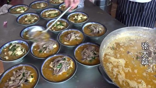 开封偏远小镇上隐藏的美食,郑州人开车100公里也要去吃