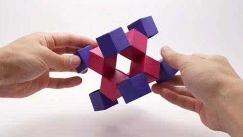 看完这个折纸,我还是觉得折纸飞机比较适合我