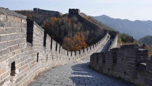 """长城不到10米高,凭什么能防御外敌?专家:""""胡人还真过不来"""""""
