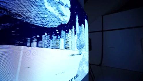 北京帝都看展 vlog 穿越星际 情归地球