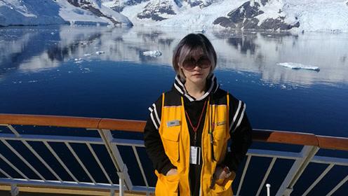 羡慕!85后姑娘免费在南极待了80天:最兴奋的不是看到企鹅