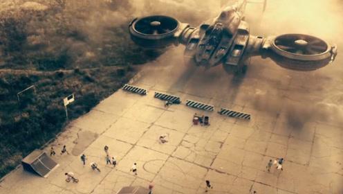 这部波兰科幻短片,战斗场面竟如此震撼,特效丝毫不输好莱坞!
