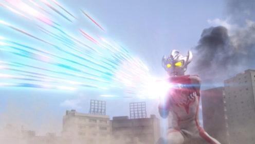 《泰迦奥特曼》经典打斗,致命大招,打怪兽太帅啦!