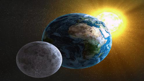 如果月球消失了,会对地球有什么影响?涨见识了!