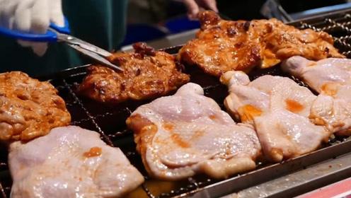 炸鸡大婶改良配方,把奶酪融合在炸鸡里一经推出受到万人追捧