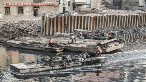 萤火演讲:这条河曾见证抗英历史 两次被污染两次治污花费40亿