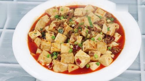 """""""麻婆豆腐""""怎样做嫩而不碎?技巧全在这,简单又实用"""