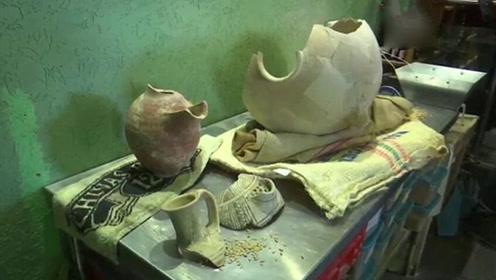 """科学家挖出5000年历史酵母 用古埃及人配方酿制""""法老""""啤酒"""