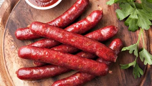 中国最香最好吃的6种香肠,看你吃过几种?