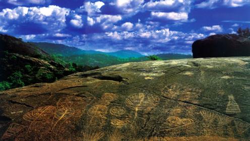 """江苏发现7千多年前""""天书"""",专家揭开真相,后羿射日真的存在?"""