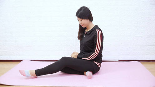 2个瘦腿穴位,经常按摩让减肥事半功倍,躺在床上就能瘦