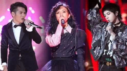 同曲PK:洪一诺 华晨宇 曹格同唱《寂寞先生》