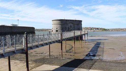 英国360度海景炮台别墅,首付6万月供2千优惠售卖,心动吗?