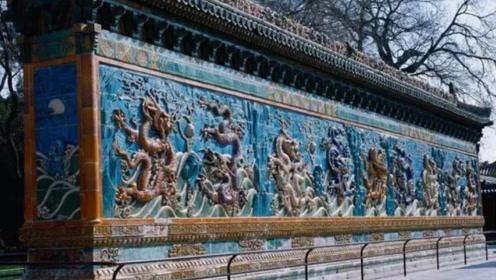 藏在故宫九龙壁上的秘密,连乾隆也没看出来,现在才被发现