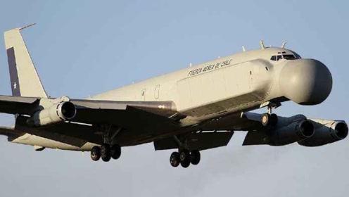 该战机同时跟踪250个目标,性能超E-3,唯一缺点就是丑