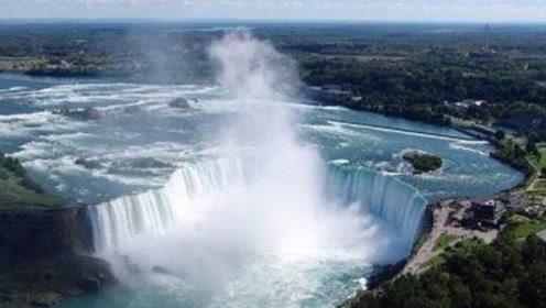 """地球最""""诡异""""3个地方,一个瀑布反向逆流,最后一个就在中国"""