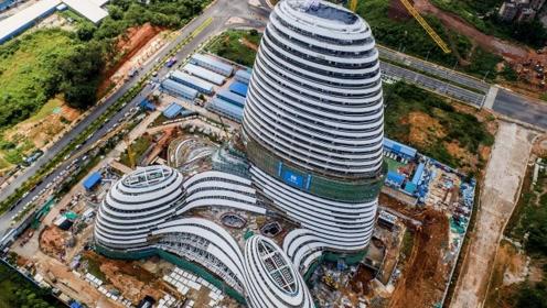 广西投资20亿建地标建筑,照片一公开遭到网友吐槽,这是为啥