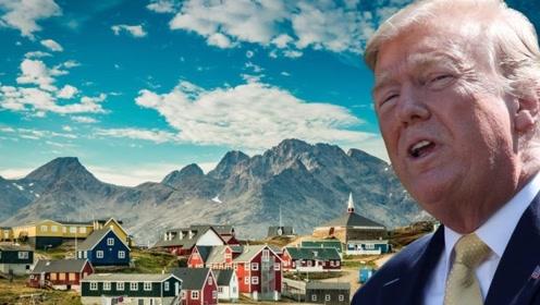 特朗普要买格陵兰岛?丹麦首相:太荒谬,恕不出售