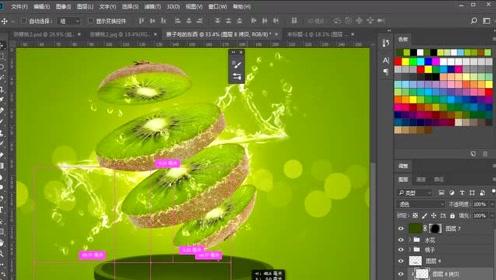 平面设计合成教程ps海报设计教程ps海报排版技巧