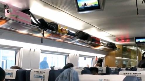时速350公里的高铁列车,为什么没有安全带?原来真相竟是如此