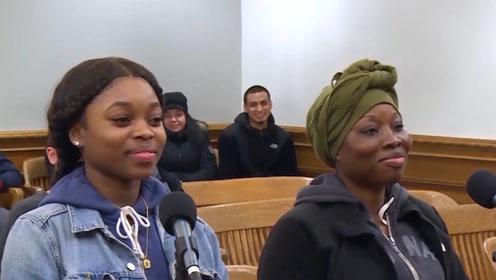 母亲逼违规女儿出庭 法官点赞并作出暖心判决