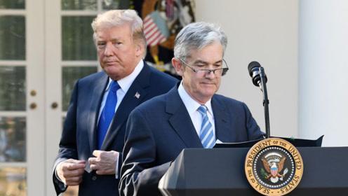 质疑美联储主席不懂经济?特朗普:不会推杆进球的高尔夫球手
