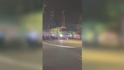 惨不忍睹!南宁一大货车与电动车相撞,致电动车2人当场死亡