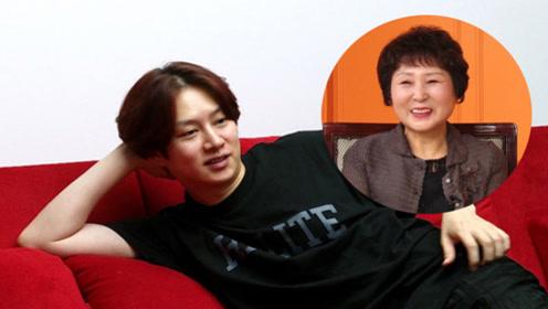 SJ金希澈自曝40岁前要结婚 与妈妈登上《熊孩子》引热议