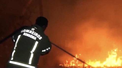 """""""地球之肺""""在燃烧!为何亚马逊火灾影响整个世界?"""