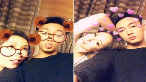 萧亚轩40岁生日公布新恋情,男友小其16岁,不愧是小鲜肉杀手