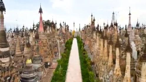 到缅甸旅行,真正体验到冒险和国家的呼吸塔