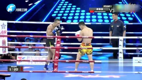 男子60公斤级对决:薛深圳VS巴特尔